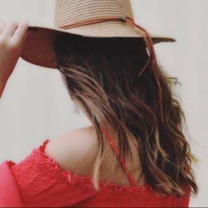 Brand New Boho Western Hat